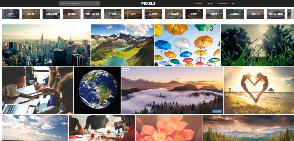 9 Free Stock Photo Sites for your Social Media Images