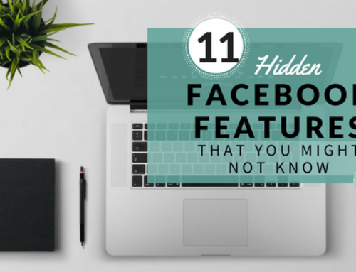 11 Hidden Facebook Features That You Might Not Know