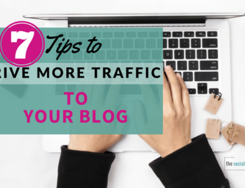 7 Tips to Drive More Traffic to Your Blog