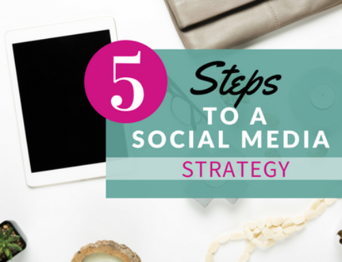 5 Steps to a Social Media Strategy