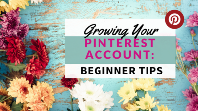 growing your pinterest for business account