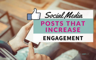 social media posts that increase engagement