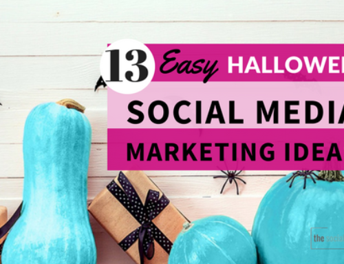 13 Easy Halloween Social Media Marketing Ideas