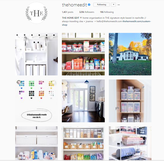 thehomeedit on Instagram