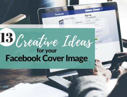 13 Creative Ideas for Your Facebook Cover Image